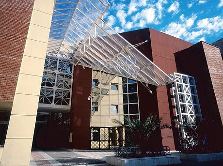 aeter architects, Πάντειο Πανεπιστήμιο