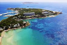 INTERNATIONAL DISTINCTION FOR THE RENOVATION OF FOUR SEASONS ASTIR PALACE HOTEL, VOULIAGMENI, GREECE