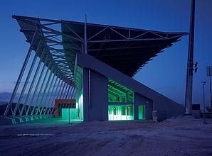 aeter architects, ιπποδρομος μαρκοπουλο