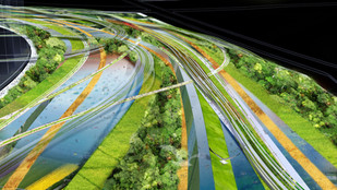 'LIQUIDSCAPES' TAICHUNG GATEWAY PARK COMPETITION ENTRY