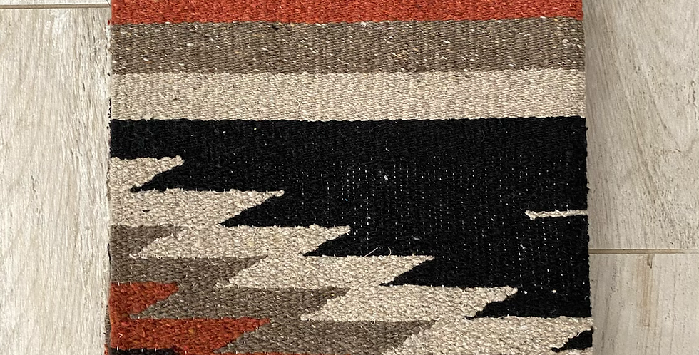 Rusted Earth // Tribal Heavyweight Blanket