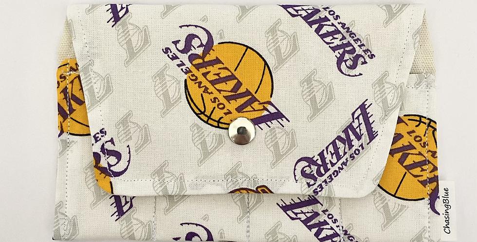 Essential Oil Roller Bag // Lakers