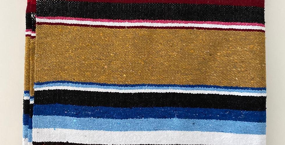 Mustard Seed // Saltillo Blanket