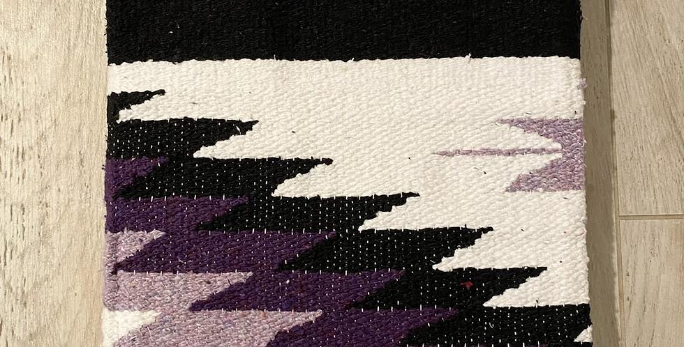 Lavender Mist // Tribal Heavyweight Blanket