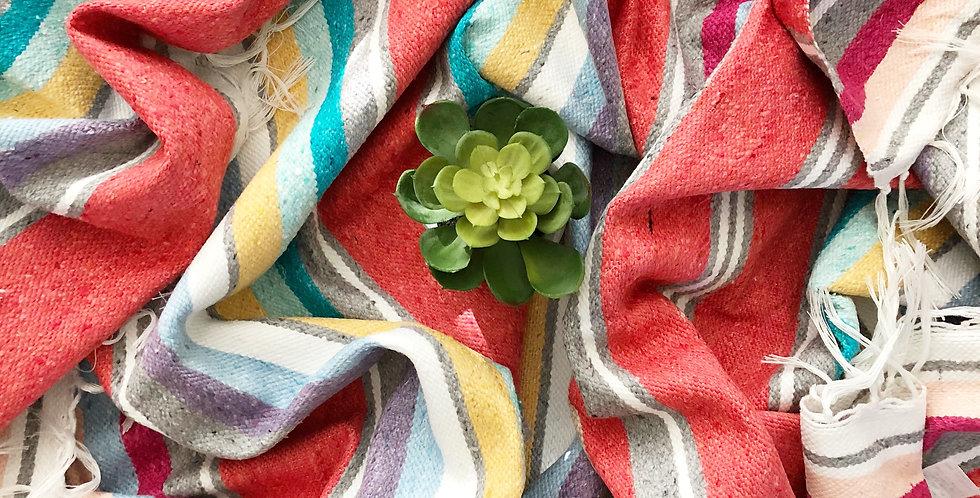 Salt Water Taffy // Saltillo Blanket