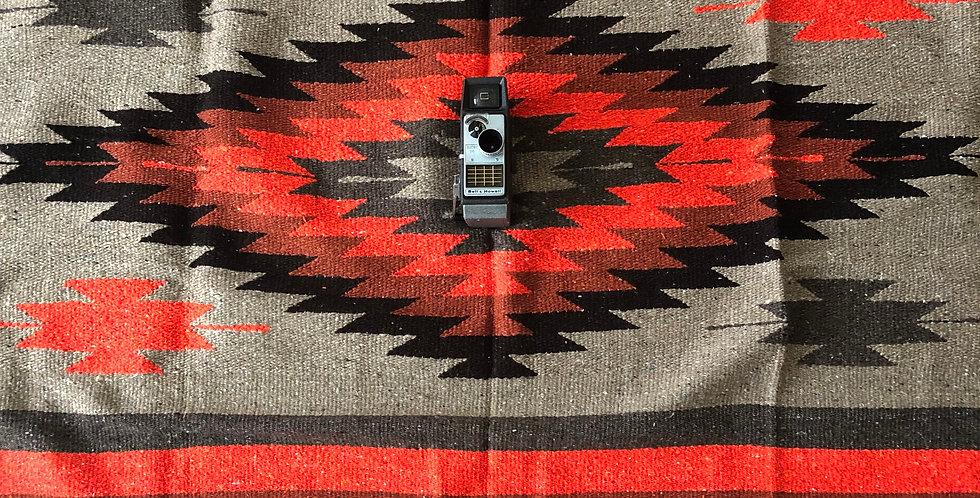 Jack-O-Lantern // Tribal Heavyweight Blanket