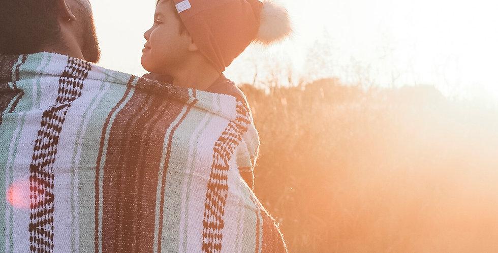 Cool Mint // Falsa Blanket