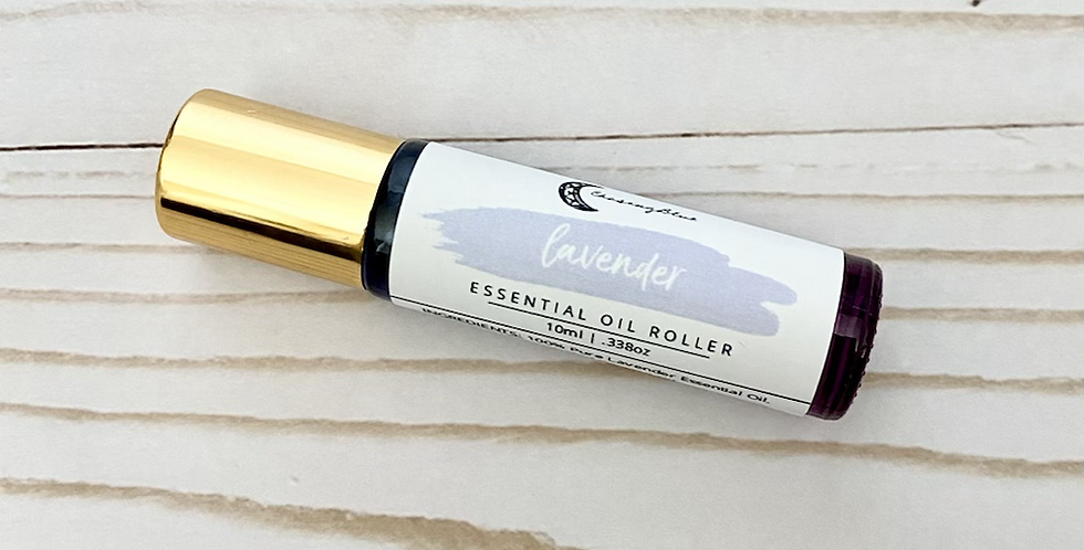 Essential Oil Roller // Lavender