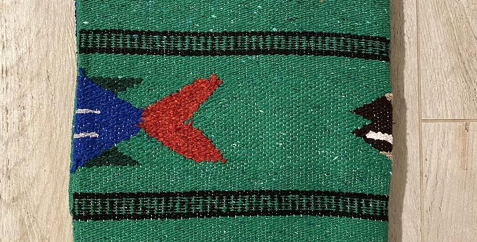Green Fish // Heavyweight Blanket