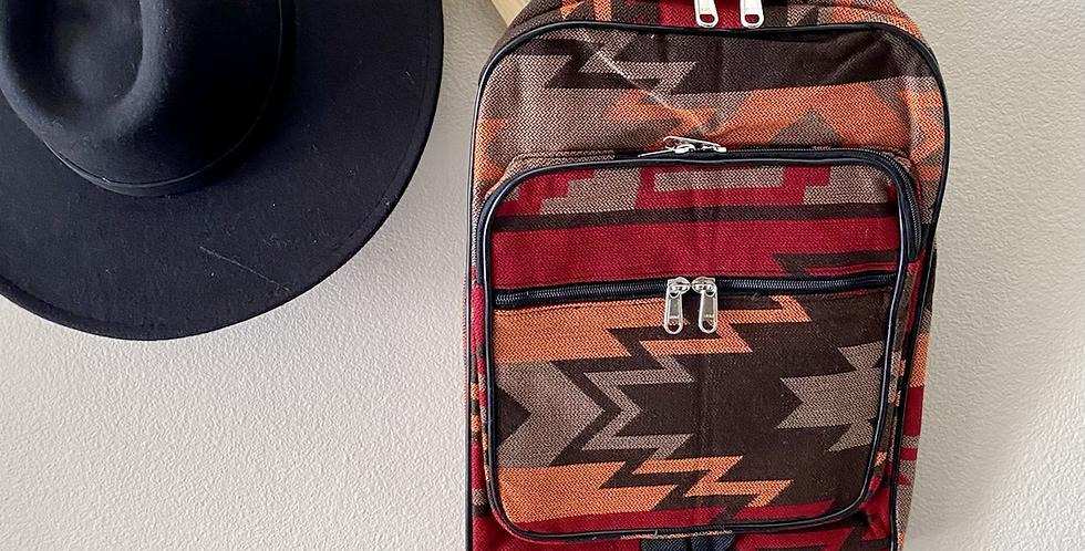 Backpack // Tribal