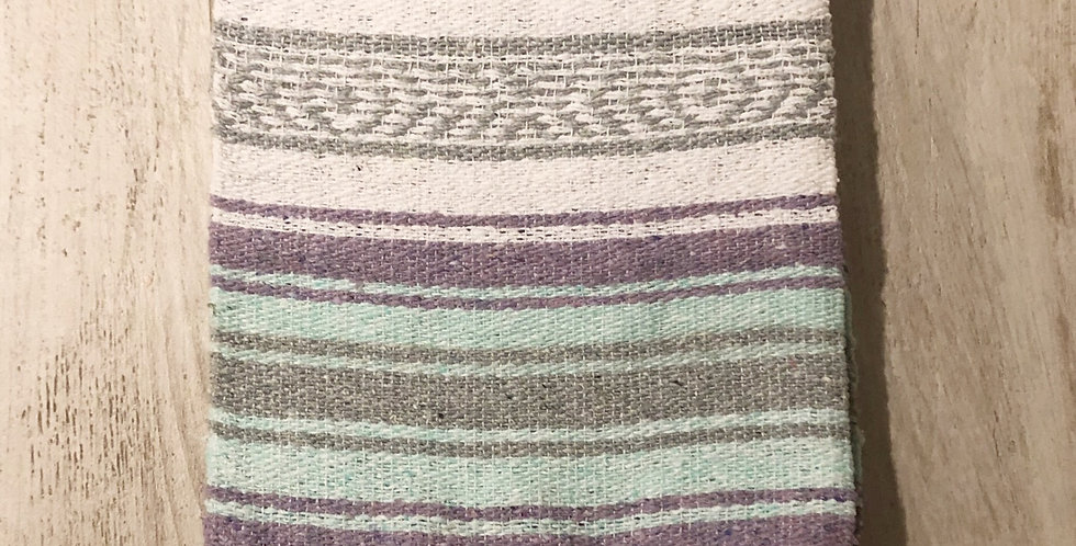 Minted Plum // Falsa Blanket