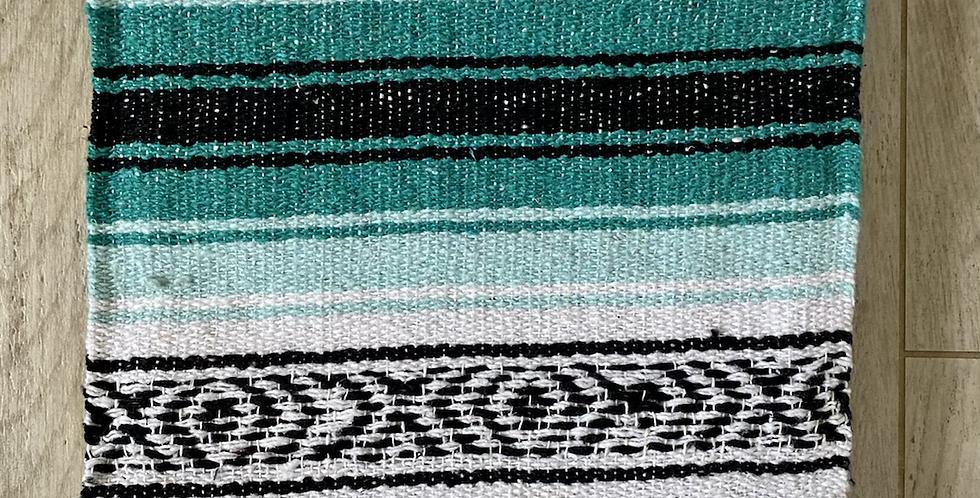 Dreamy Teal // Heavyweight Blanket