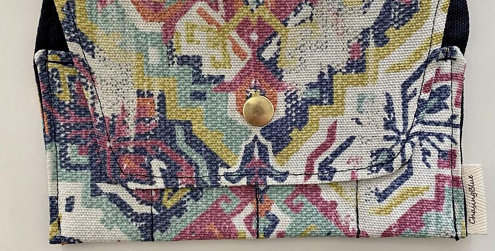 Essential Oil Roller Bag // Multicolored