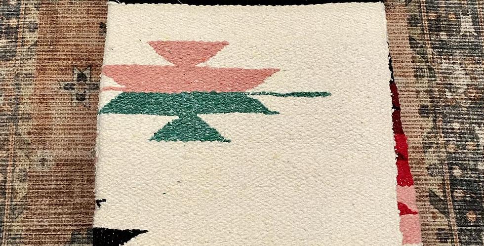 Blushed Spring // Tribal Heavyweight Blanket