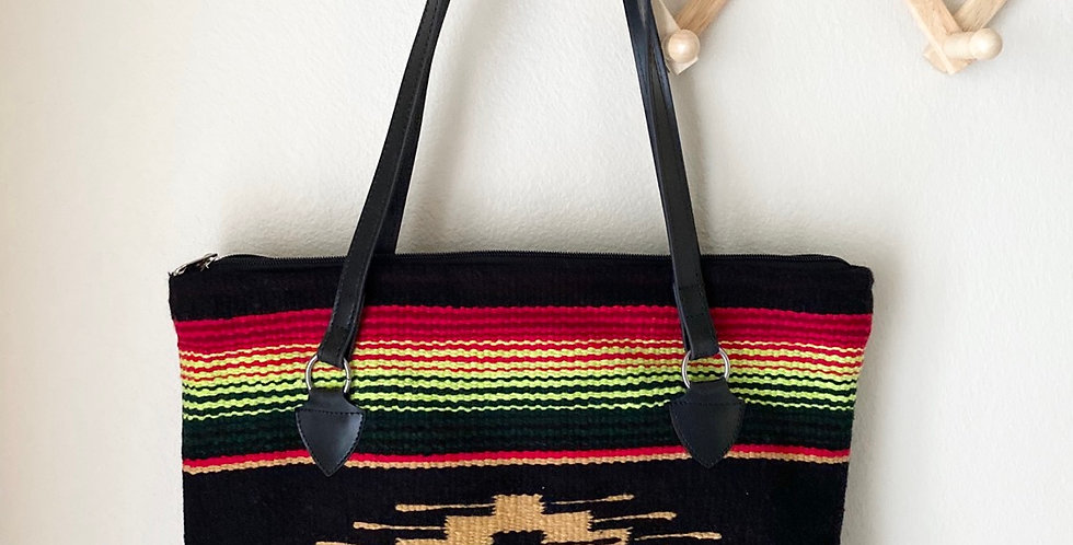 Tribal Purse // Black