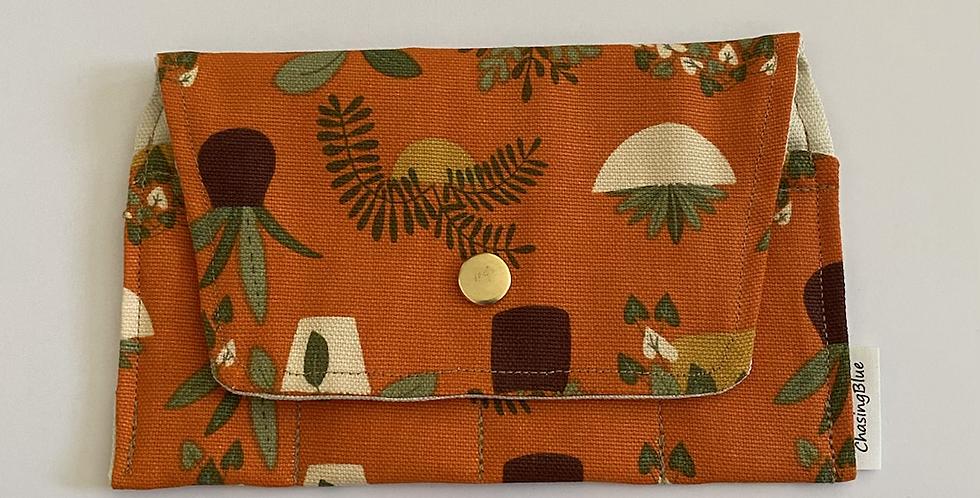 Essential Oil Roller Bag // Plants