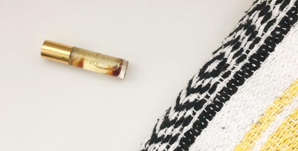 Natural Perfume Roller // Sunshower