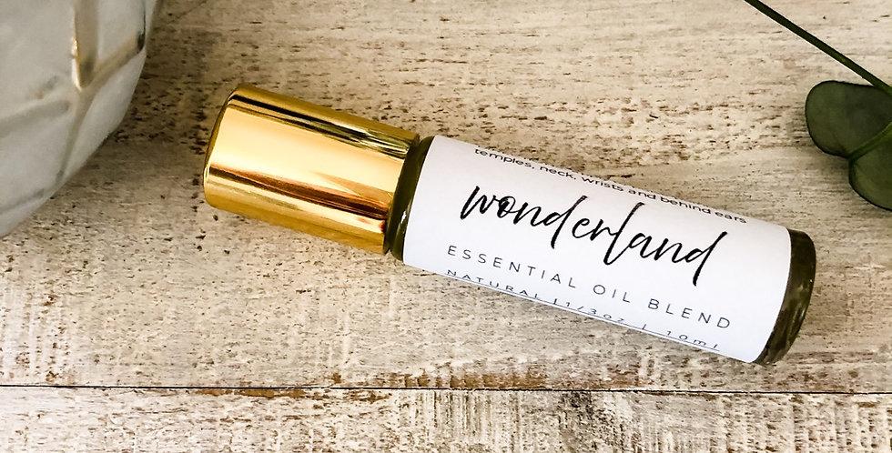 Natural Perfume Roller // Wonderland