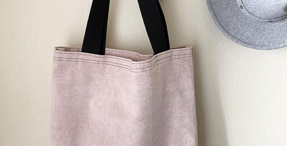 Tote // Soft Pink Wash