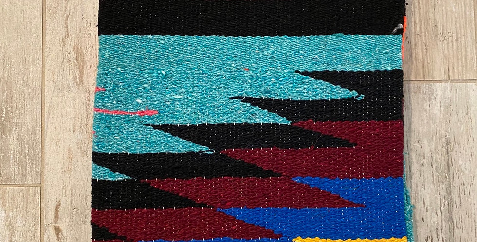 Tropical Paradise // Tribal Heavyweight Blanket