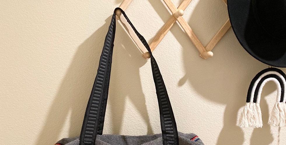 Weekender Bag // Gray