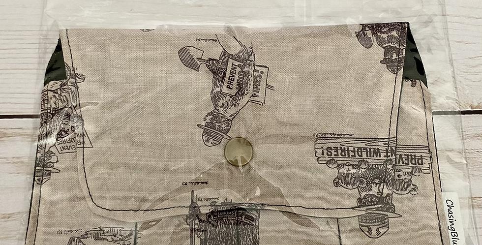 Essential Oil Roller Bag // Smokey