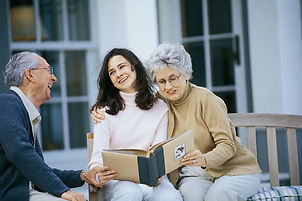 elder care attorney and clients