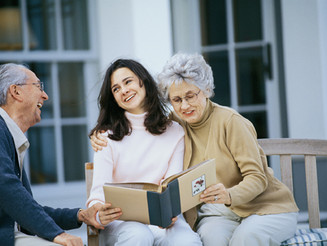 How to keep track of your parents information?