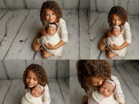 Baby + Siblings