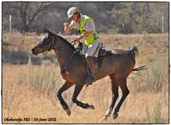 Endurance Okahandja June 2012