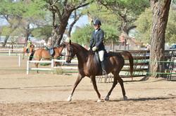 Hendri Egyptian Pearl & Ingeborg Hernes in Novice Riding Horse 02