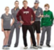 Team Spiritwear Free Webstore