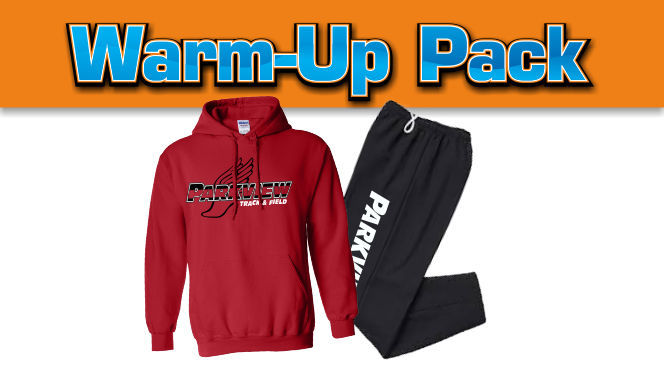 Team Hoodie and Sweatpants package