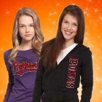 School Spirit Glitter T-shirts