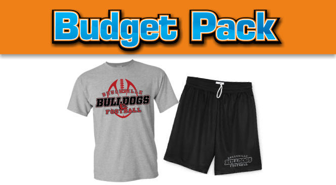 Team T-shirt and shorts package