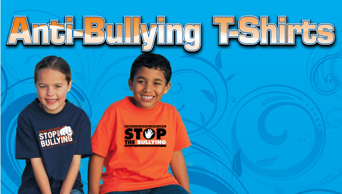 Anti-Bully T-shirts