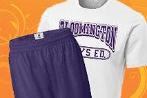 School PE Uniforms