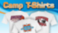 Team Camp T-shirts