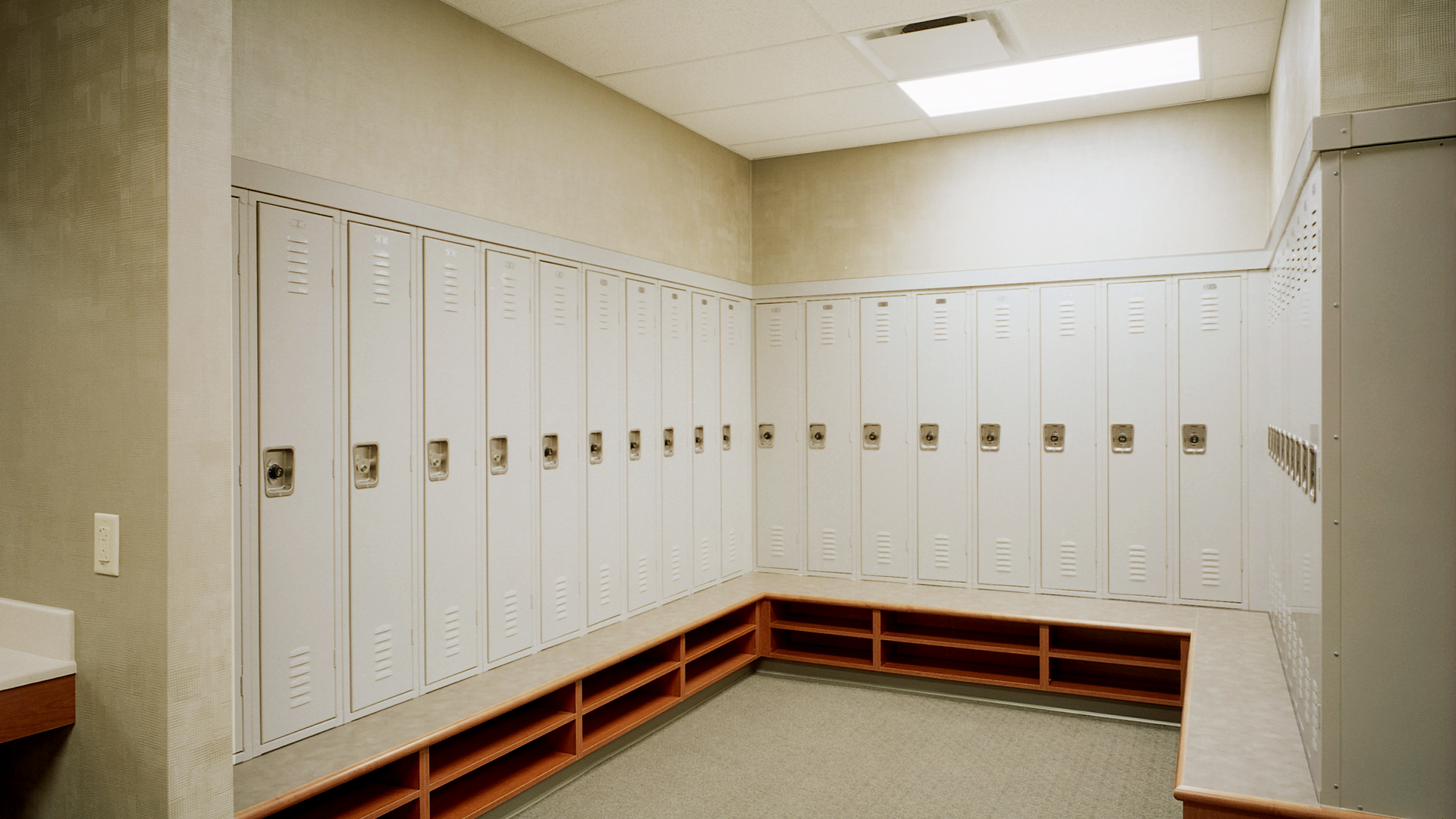 Locker Room 2