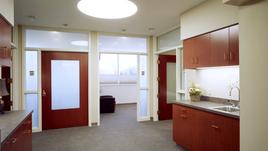 Nurse Station Into Room