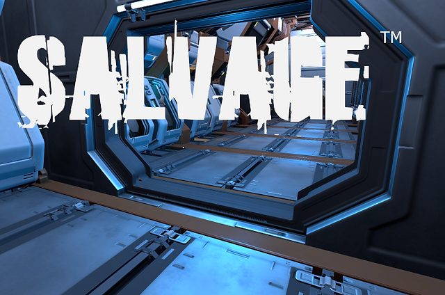 Visit SALVAGE on the Steam store