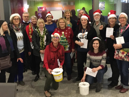 NHSupporters Choir Christmas Update
