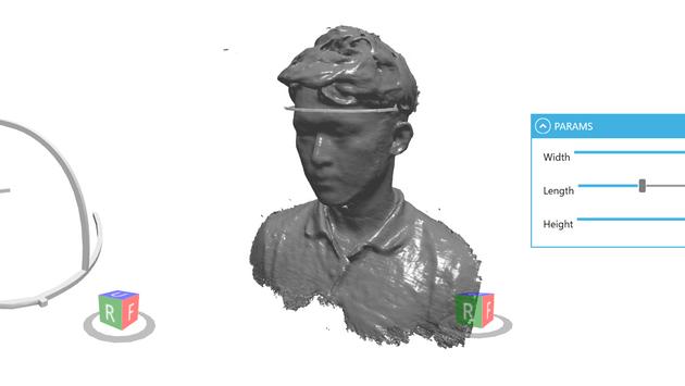カスタマイズできる3Dプリントフェイスシールド