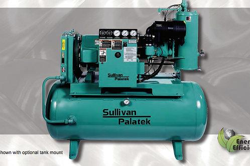 Sullivan Palatek D-Series 15-40 HP / Rated  53-166 CFM