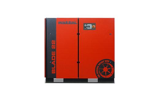 Mattei Blade Series 20-30 HP Air Compressors  Rated 86-126 CFM