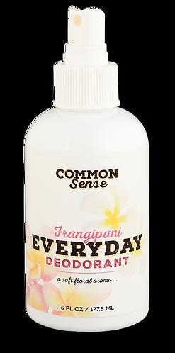 Everyday Frangipani Deodorant