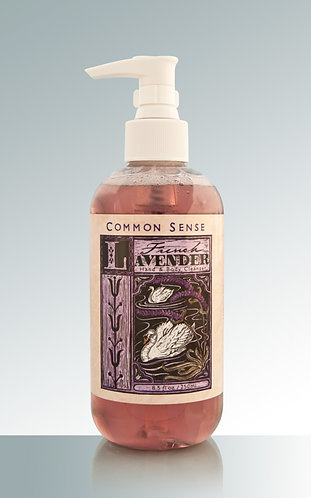 French Lavender Hand & Body Cleanser