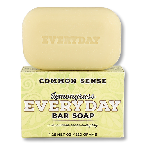 Everyday Lemongrass Bar Soap