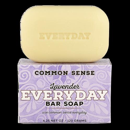 Everyday Lavender Bar Soap