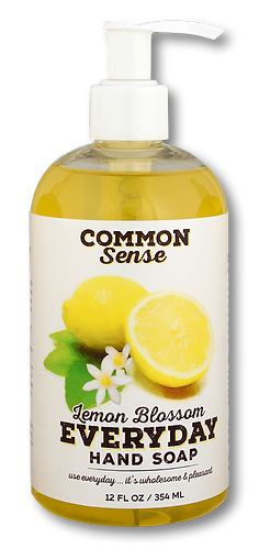 Everyday Lemon Blossom Hand Soap-12 fl. oz